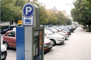 Парковки у Варшаві