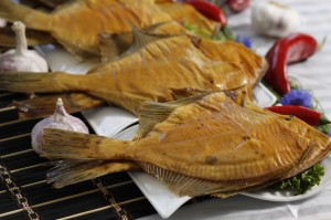 Балтика і смак копченої риби