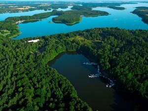 Відпочинок в Польщі на озерах