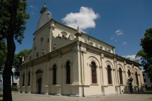 Собор у Замосці
