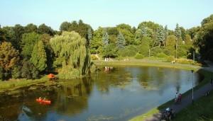 Парк у Замосці