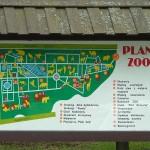 Варшавський зоопарк - Карта