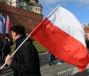 Польський прапор