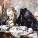 Картина Яна Матейко - Jan Kochanowski nad zwłokami Urszulki