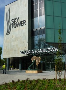 Sky Tower у Вроцлаві
