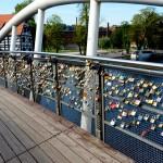 Міст закоханих у Бидгощі