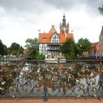 Міст закоханих у Гданську