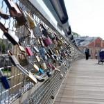 Міст закоханих у Кракові