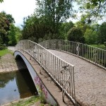 Міст закоханих у Лодзі