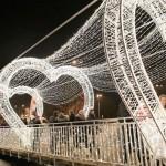 Міст закоханих у Варшаві