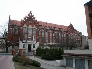 Економічна Школа ім. Веттерув у Любліні