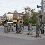 Пам'ятник жертвам воєнного стану у Вроцлаві