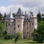 Голухівський замок