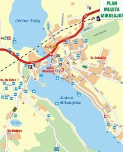миколайки карта