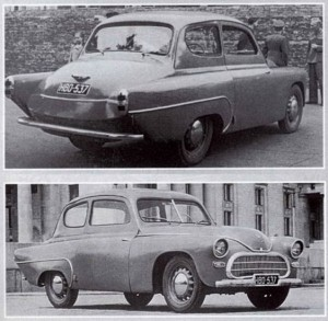 SAM Jaga. Легендарні польські автомобілі