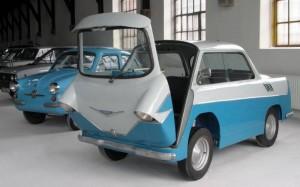 Smyk. Легендарні польські автомобілі