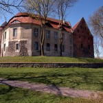 Замок в Свідвіні