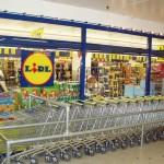 Асортимент супермаркетів Лідл