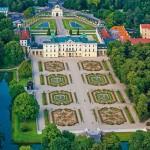 Палац Браницьких з пташиного польоту