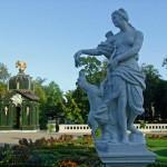 Статуї палацу Браницьких у Білостоці