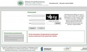 Як перевірити польського роботодавця на stat.gov.pl