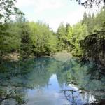 Блакитне озеро