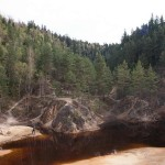 Червоне озеро