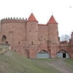 Барбакан у Кракові