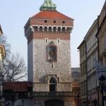Флоріанська брама у Кракові