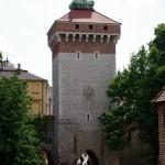 Флоріанські ворота у Кракові