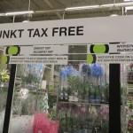 Tax Free в магазині