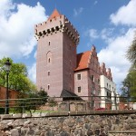 Замок Пшемисла у Познані