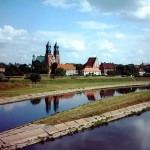 Тумський острів в Познані
