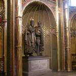 Золота каплиця. Базиліка святих Петра і Павла