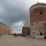 Каплиця і донжон. Люблінський замок