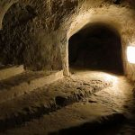 Крейдяне підземелля у Хелмі