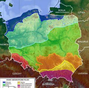 Географічні рекорди Польщі