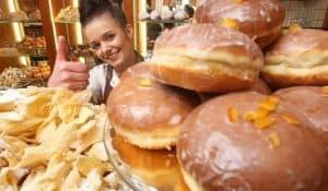 Жирний четвер - найсмачніша традиція в Польщі