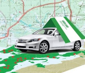 Зелена карта на авто