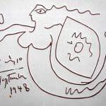 Сирена Пікассо, 1948