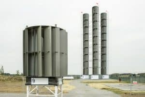 Вертикальні вітряні генератори