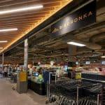 Супермаркет Бедронка - новий стиль