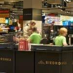 Новий стиль магазину Biedronka