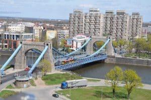 Грюнвальдський міст у Вроцлаві