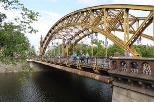 Звіринецький міст у Вроцлаві