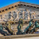 Квадрига Великого театру у Варшаві