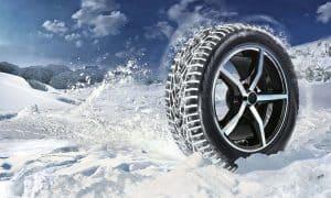 Чи потрібні зимові шини в Європі